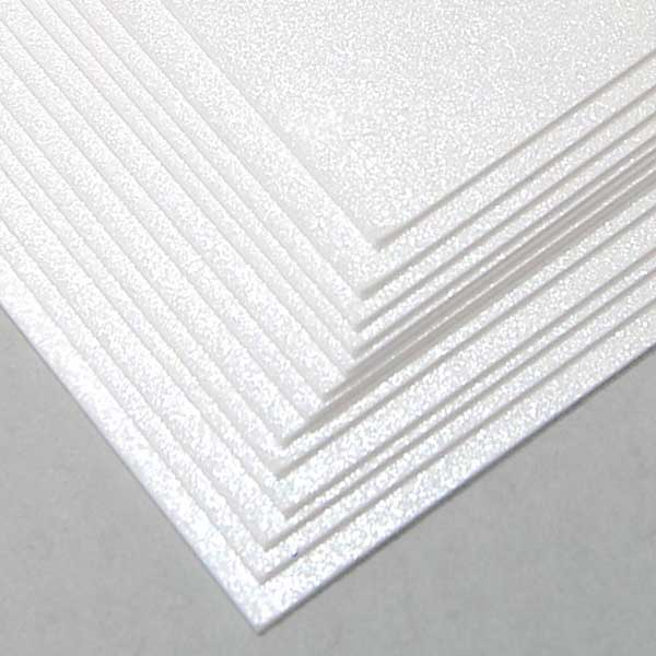 Paper quality and types white pearl paper