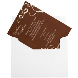 Invitation Only Wedding Embly
