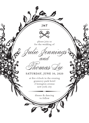 Wedding Invitations | Match Your Color & Style Free!