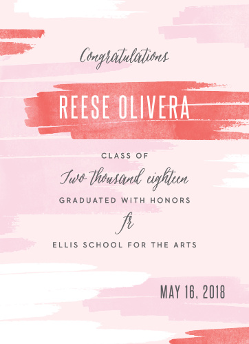 2019 Graduation Announcements & Invitations For High School and College