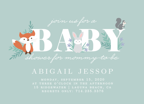 Baby shower invitations for boys basic invite filmwisefo Images