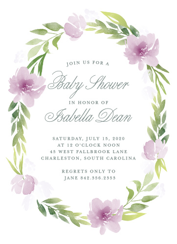 Baby shower invitations 40 off super cute designs basic invite filmwisefo Choice Image