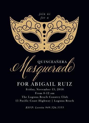 a01e08ae527 quinceañera invitations match your color style free basic invite .