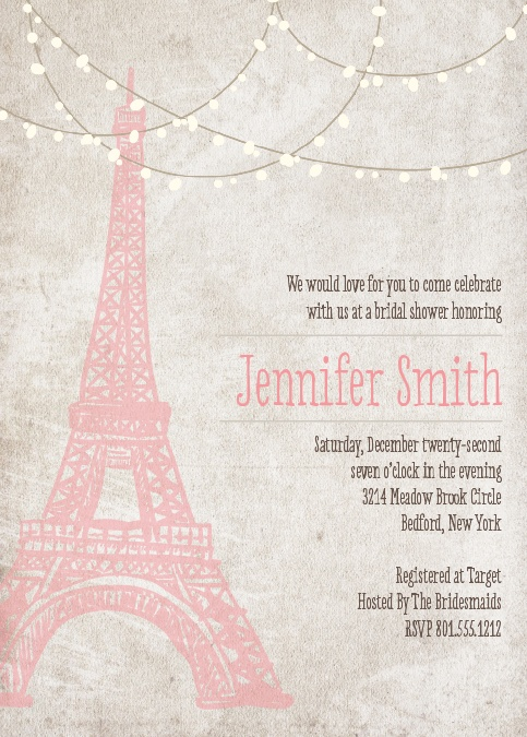Bridal shower invitations wedding shower invitations basicinvite filmwisefo Choice Image