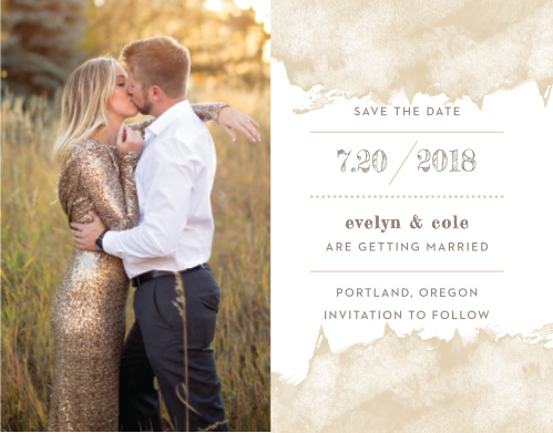 Save The Date Cards Match Your Colors Style Free Basic Invite - Save the date magnet templates