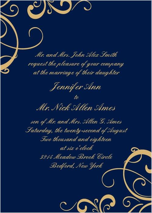 The brook soham wedding invitations