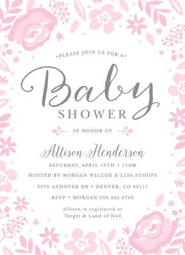 Baby Invitation Grude Interpretomics Co