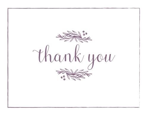 Wedding thank you cards wedding thank you notes by basic invite altavistaventures Choice Image