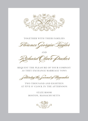 wedding invitations match your color style free - Invitations Wedding