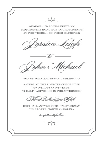 Wedding invitations match your color style free stopboris