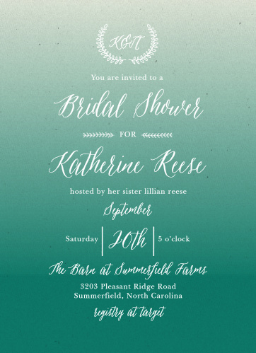 Bridal shower invitations wedding shower invitations basicinvite filmwisefo