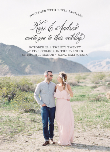 Photo Wedding Invitations Picture Wedding Invitations