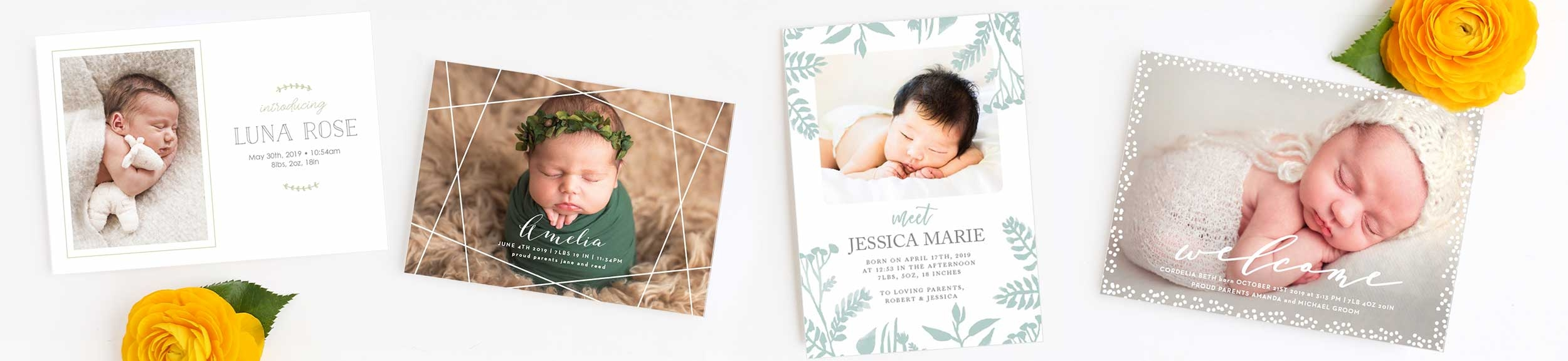 Amanda Custom Newborn Birth Announcement Name Sign