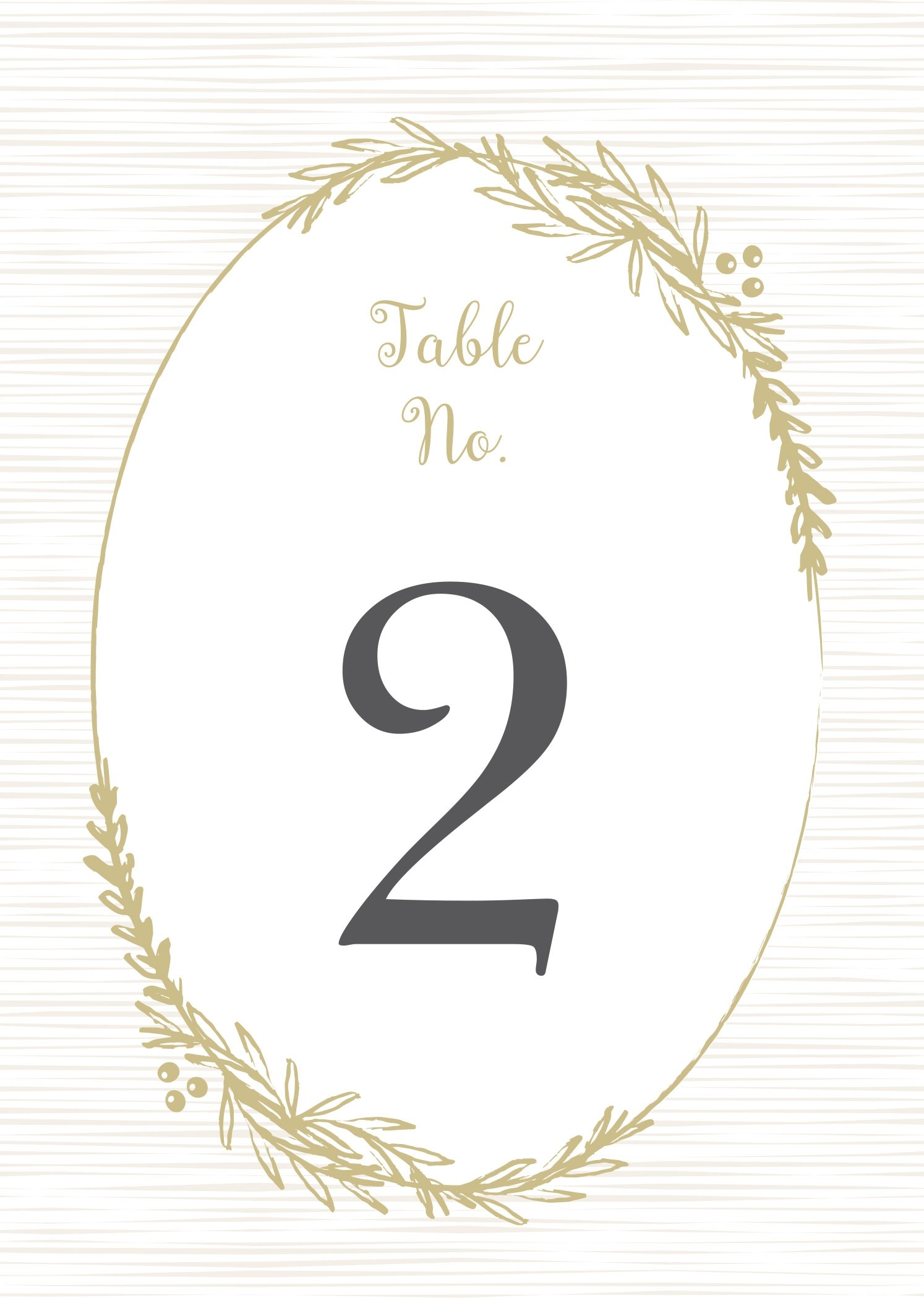 Wedding Table Numbers Printable Pdf By Basic Invite
