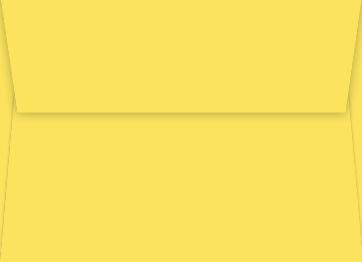 Envelope Mustard