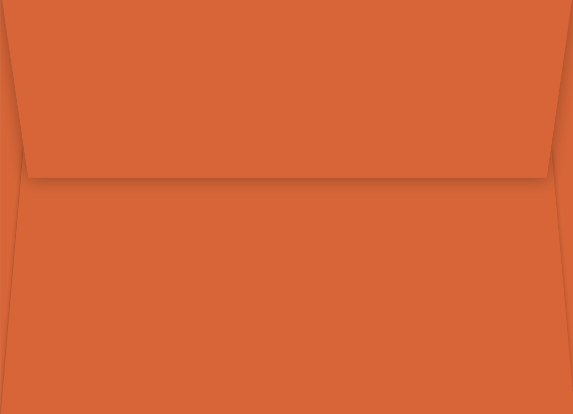 Envelope Pumpkin
