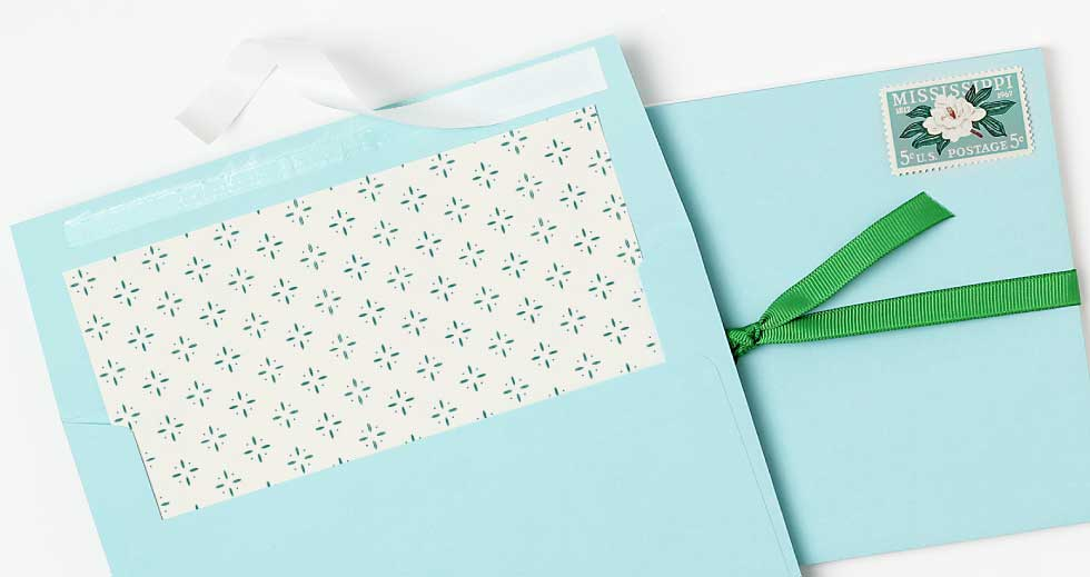 Peel and Seal Envelopes