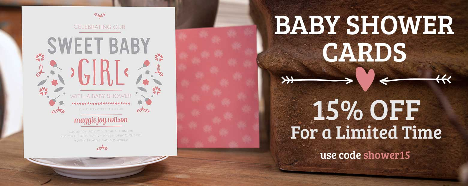 Baby Girl Shower Sale