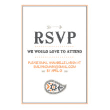 The Yavapai RSVP Cards