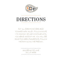 The Yavapai Direction Cards