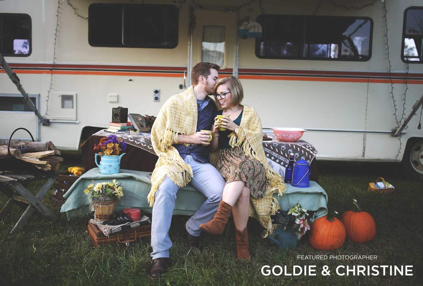 Goldie and Christine - Featured Photographer