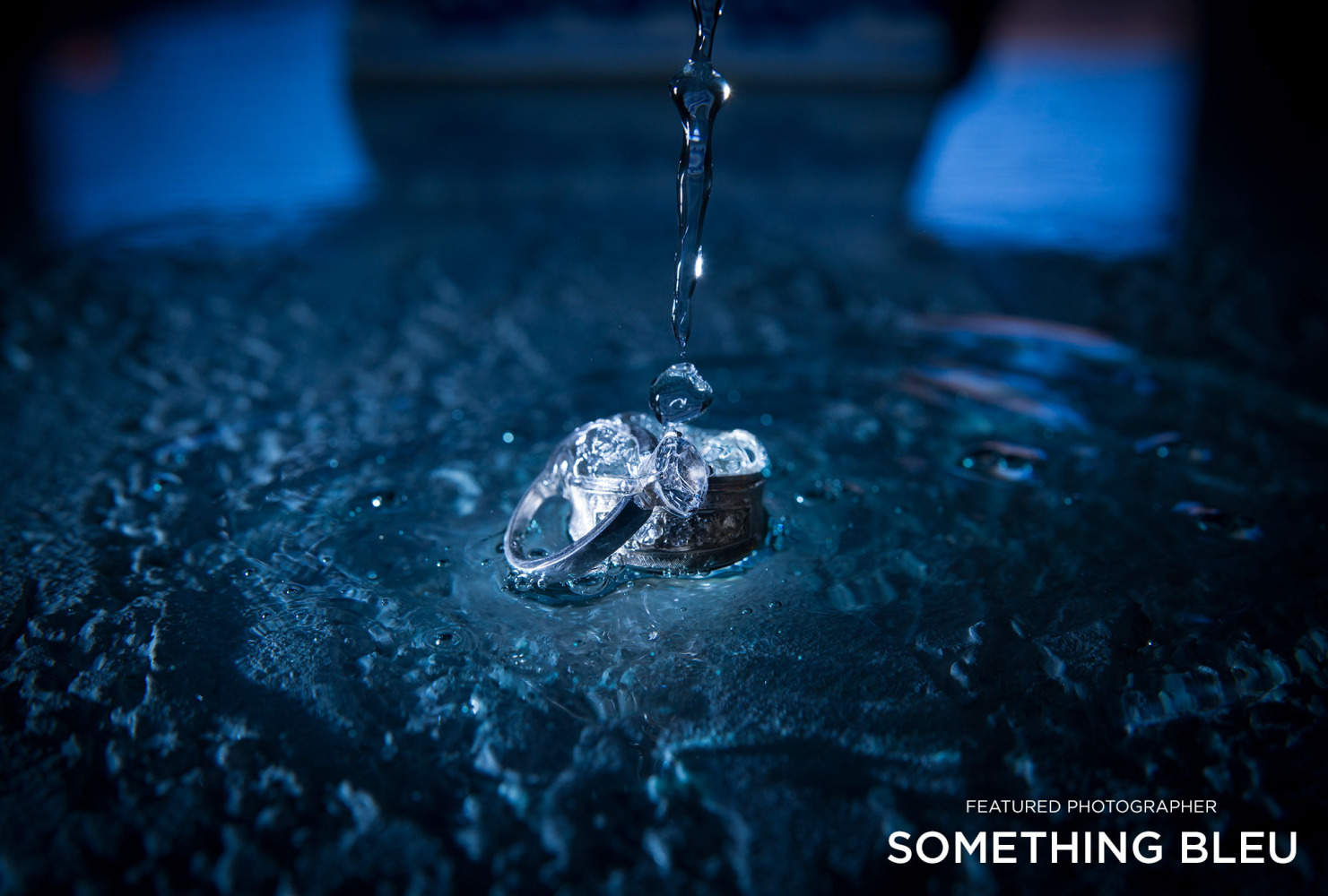 Something Bleu - Featured Photographer