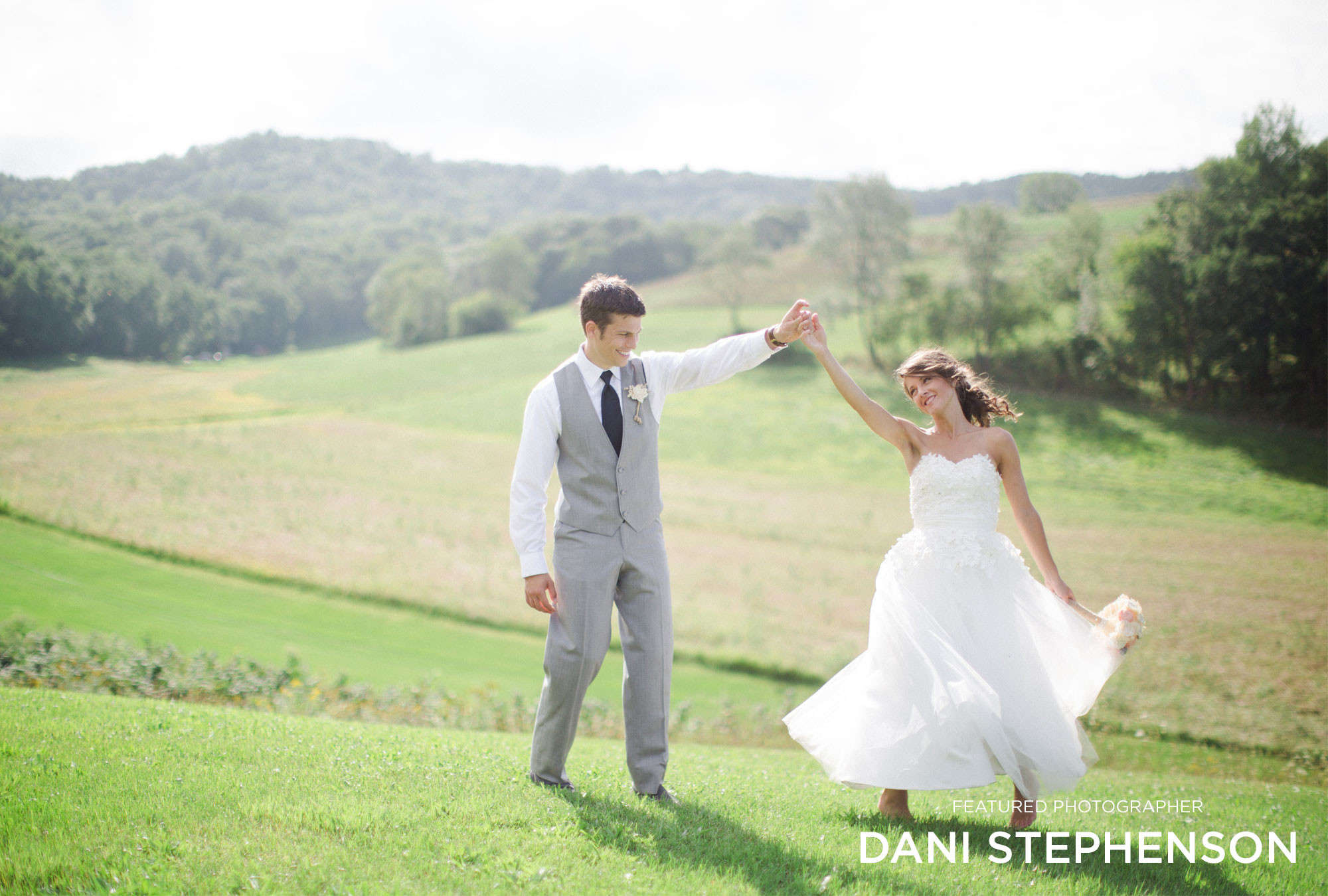 Dani Stephenson - Rustic Barn Weddings