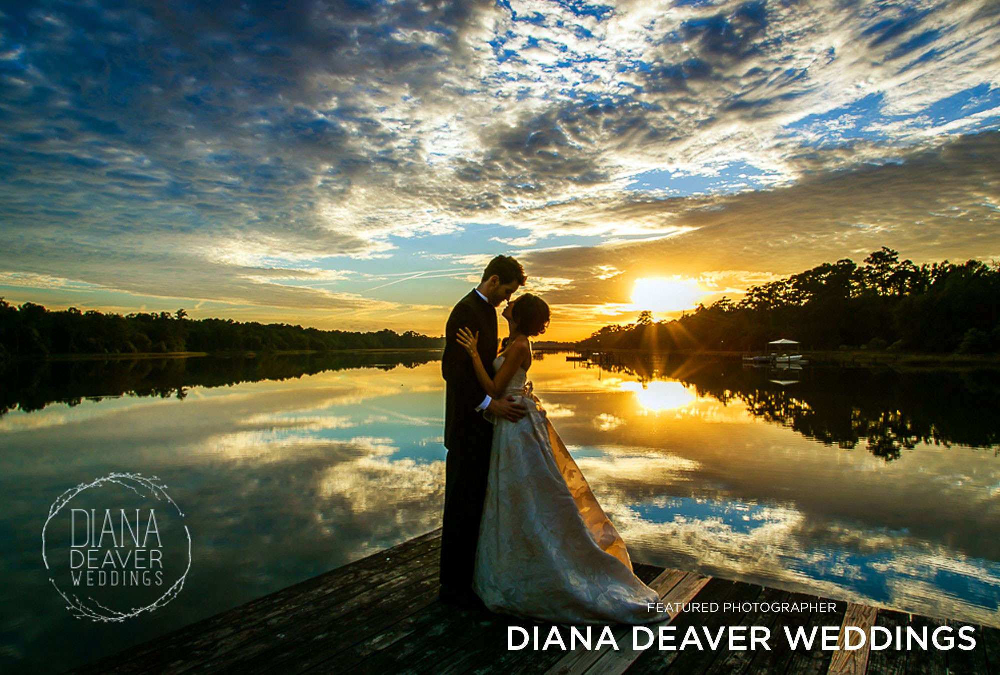 Diana Deaver Weddings - Featured Photographer