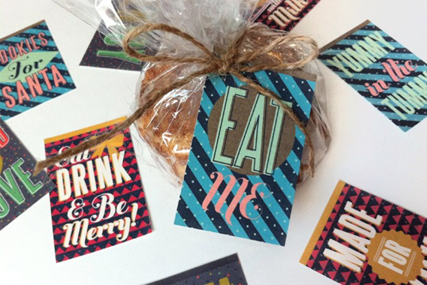 eat me gift tags
