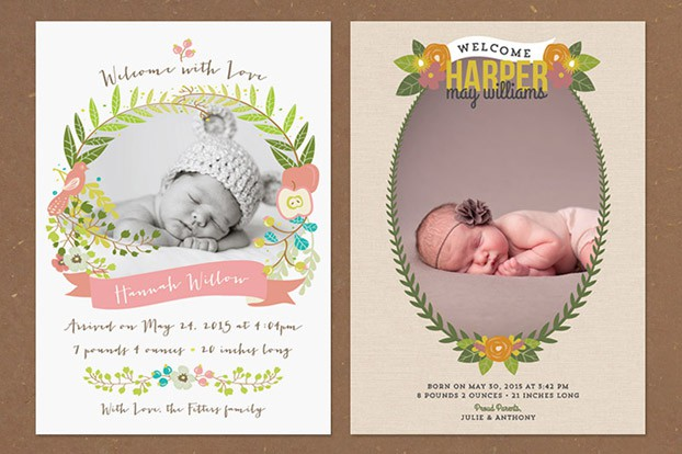 harper williams birth announcement