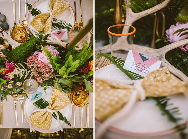 Moonrise Kingdom Inspired Wedding
