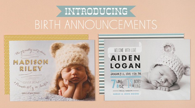 Birth Announcements and Baby Announcements