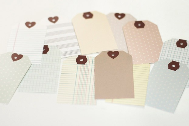 Sweet Simple Gift Tags