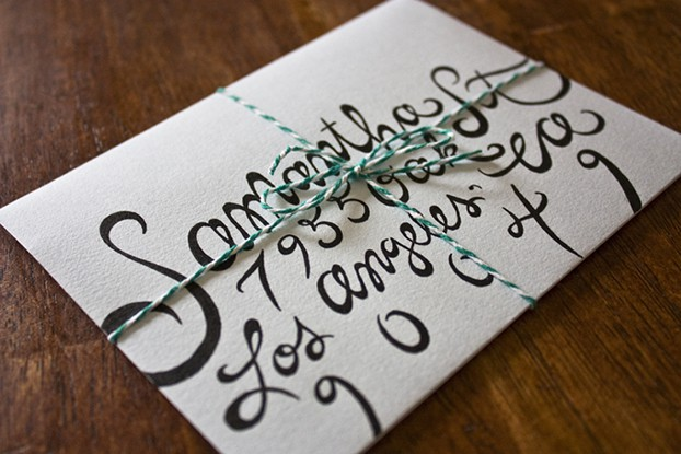 addressing your wedding invitations