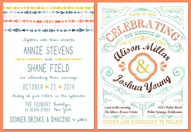 Wedding Invitation Tips by Love vs Design