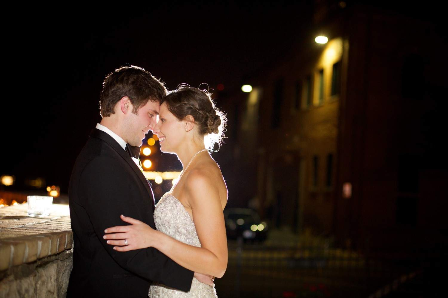 Tory and Hugh's November Wedding in Columbus, Ohio