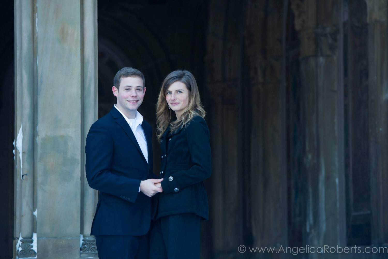 Angelica Roberts Photography - Central Park Engagement shoot 14