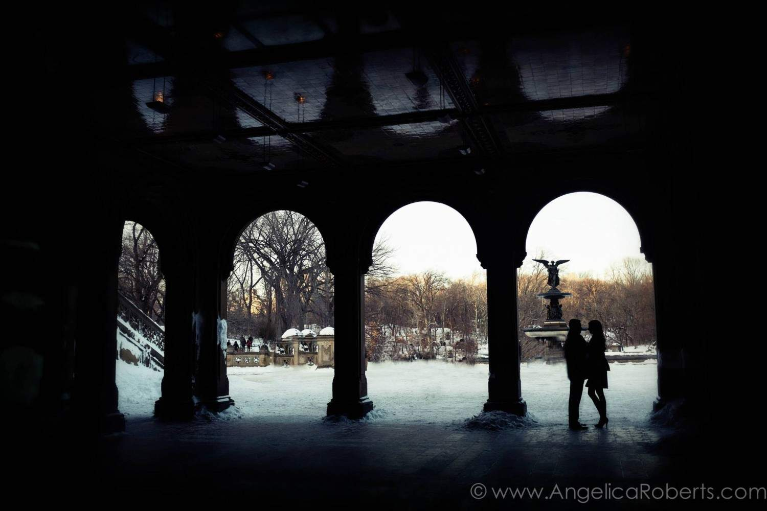 Angelica Roberts Photography - Central Park Engagement shoot 15