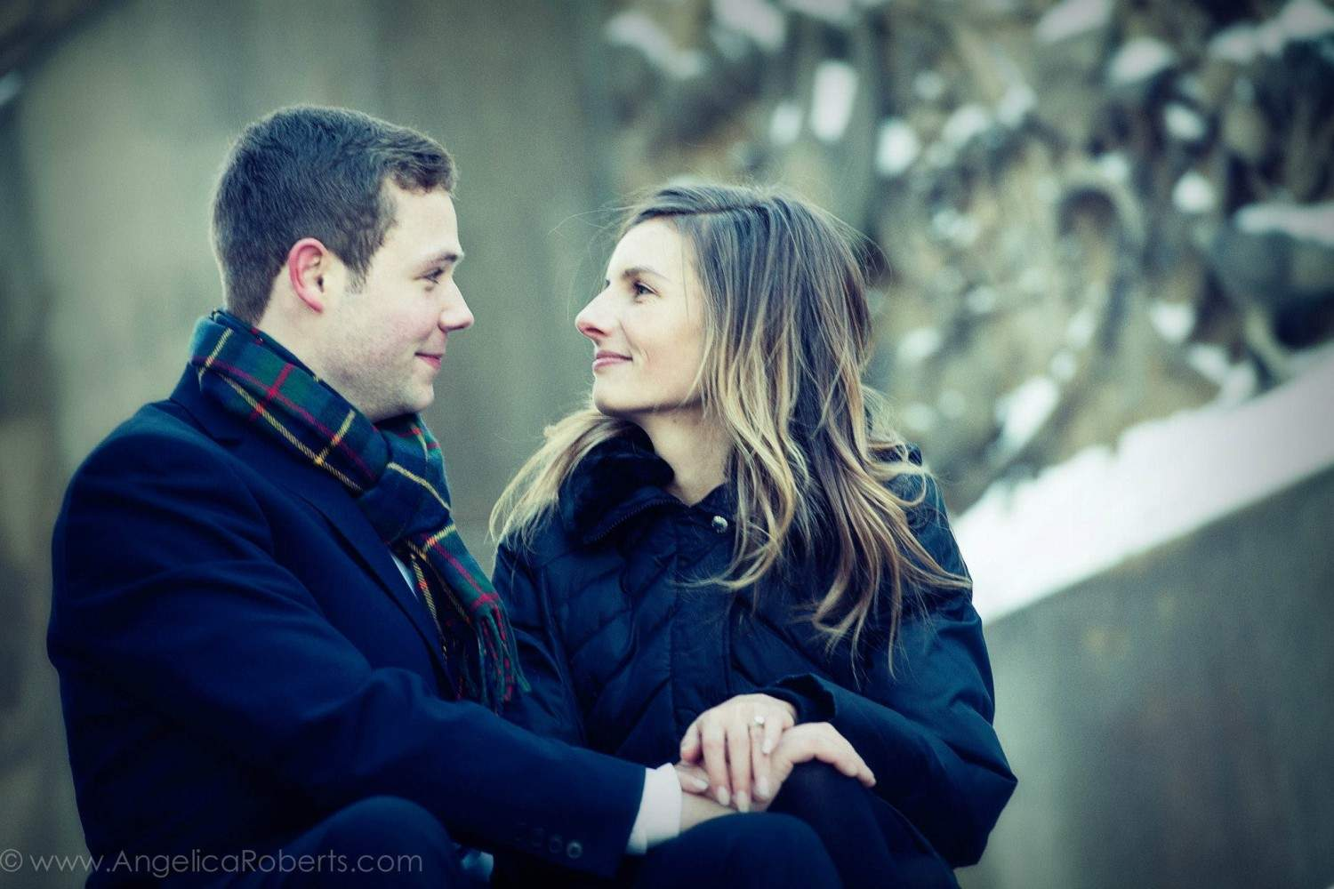 Angelica Roberts Photography - Central Park Engagement shoot 18