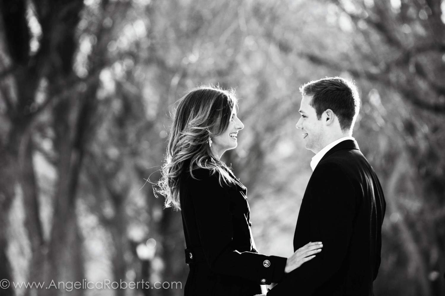 Angelica Roberts Photography - Central Park Engagement shoot 4