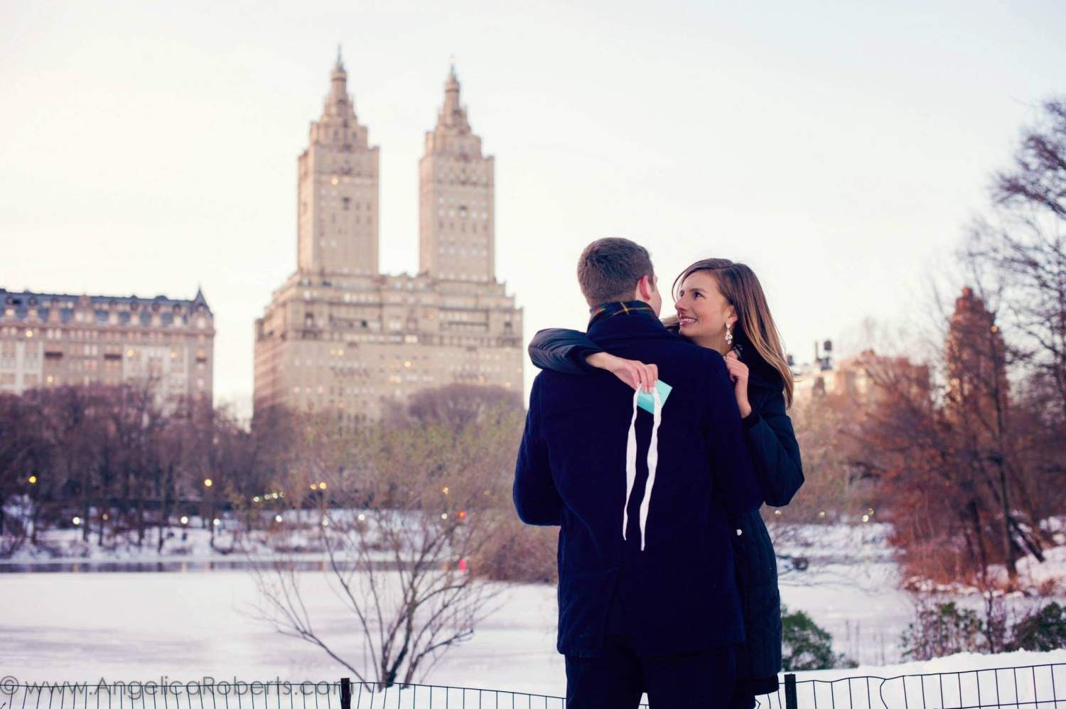 Angelica Roberts Photography - Central Park Engagement shoot 7