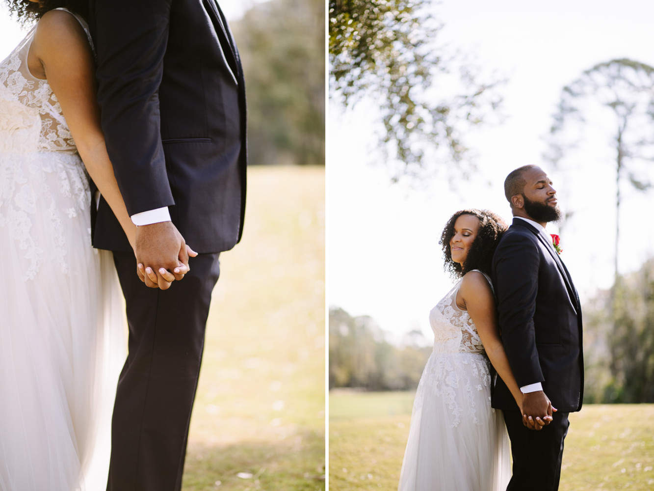 December Atlanta wedding photographer