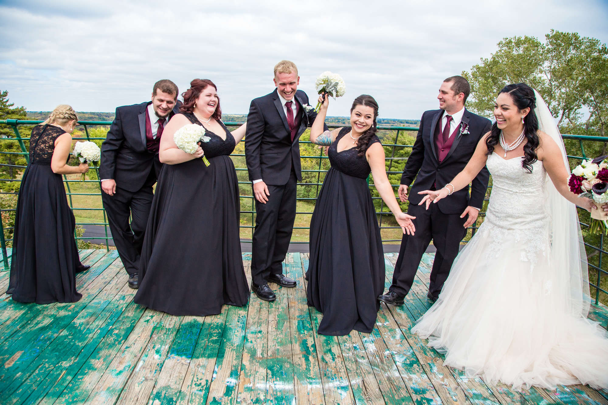 Kansas City wedding photography by Angie Harris Photography