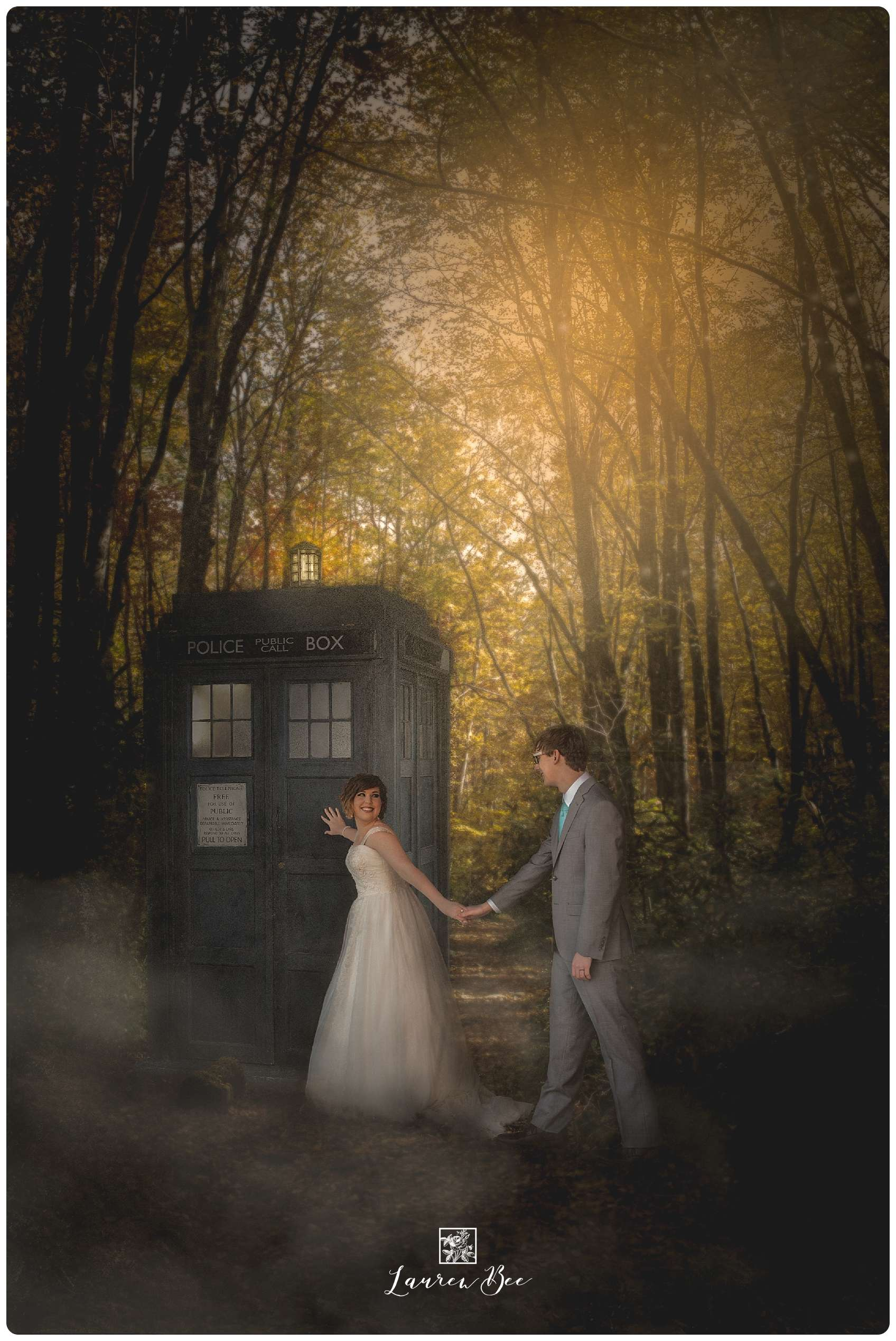 Doctor Who Wedding Photographer