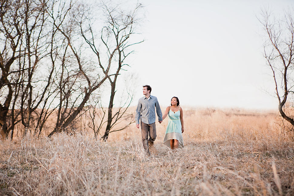 Rochester MN Outdoor Wedding Photographer