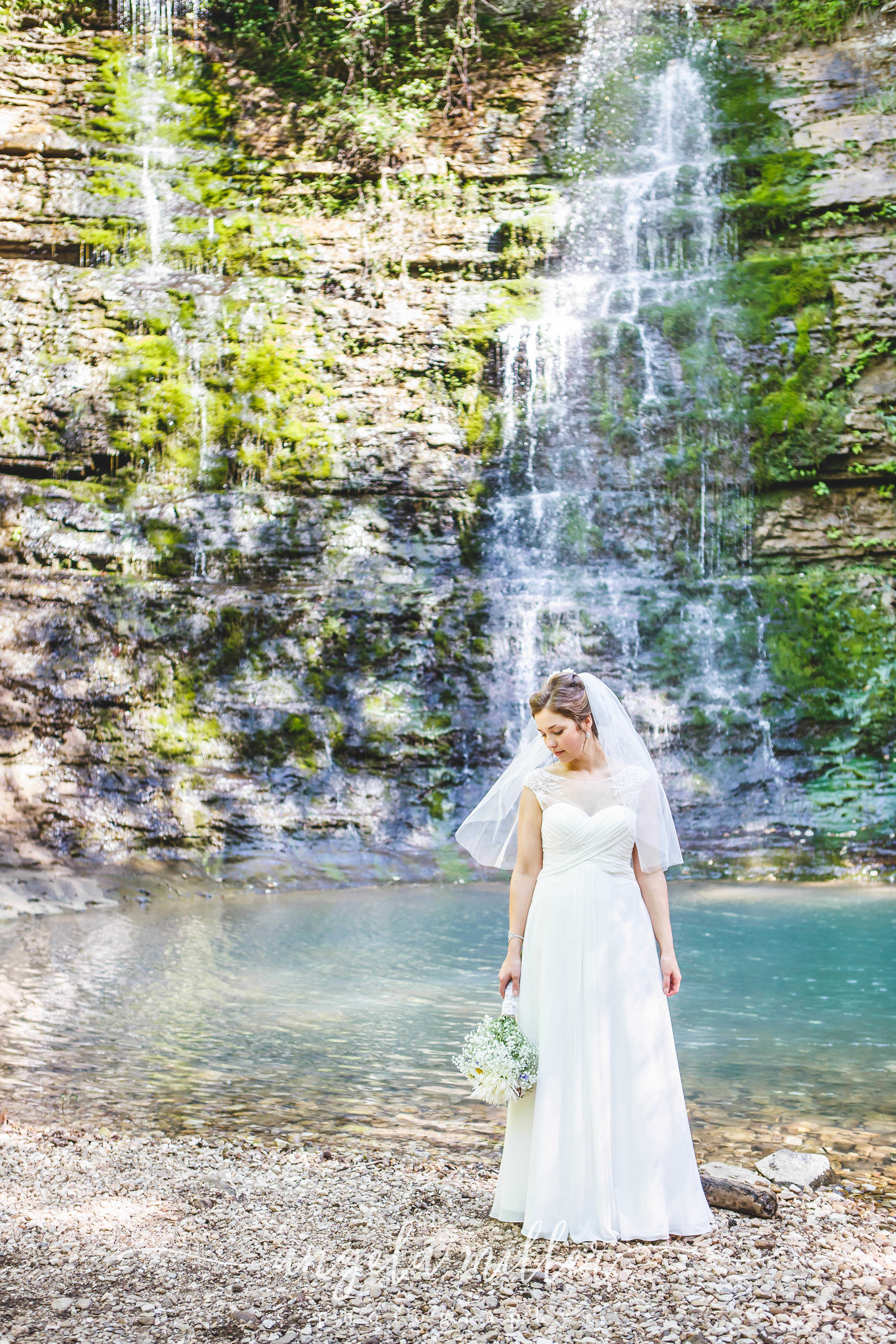 Angela Miller Photography, Buffalo River Wedding