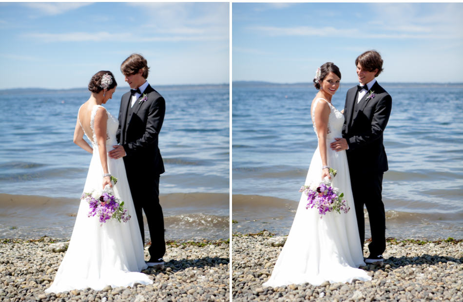 lairmont, lairmontwedding, lairmont wedding, beach wedding, pnw wedding,