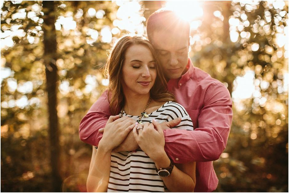 Jetton Park Engagement Session | Amore Vita Photography_0008
