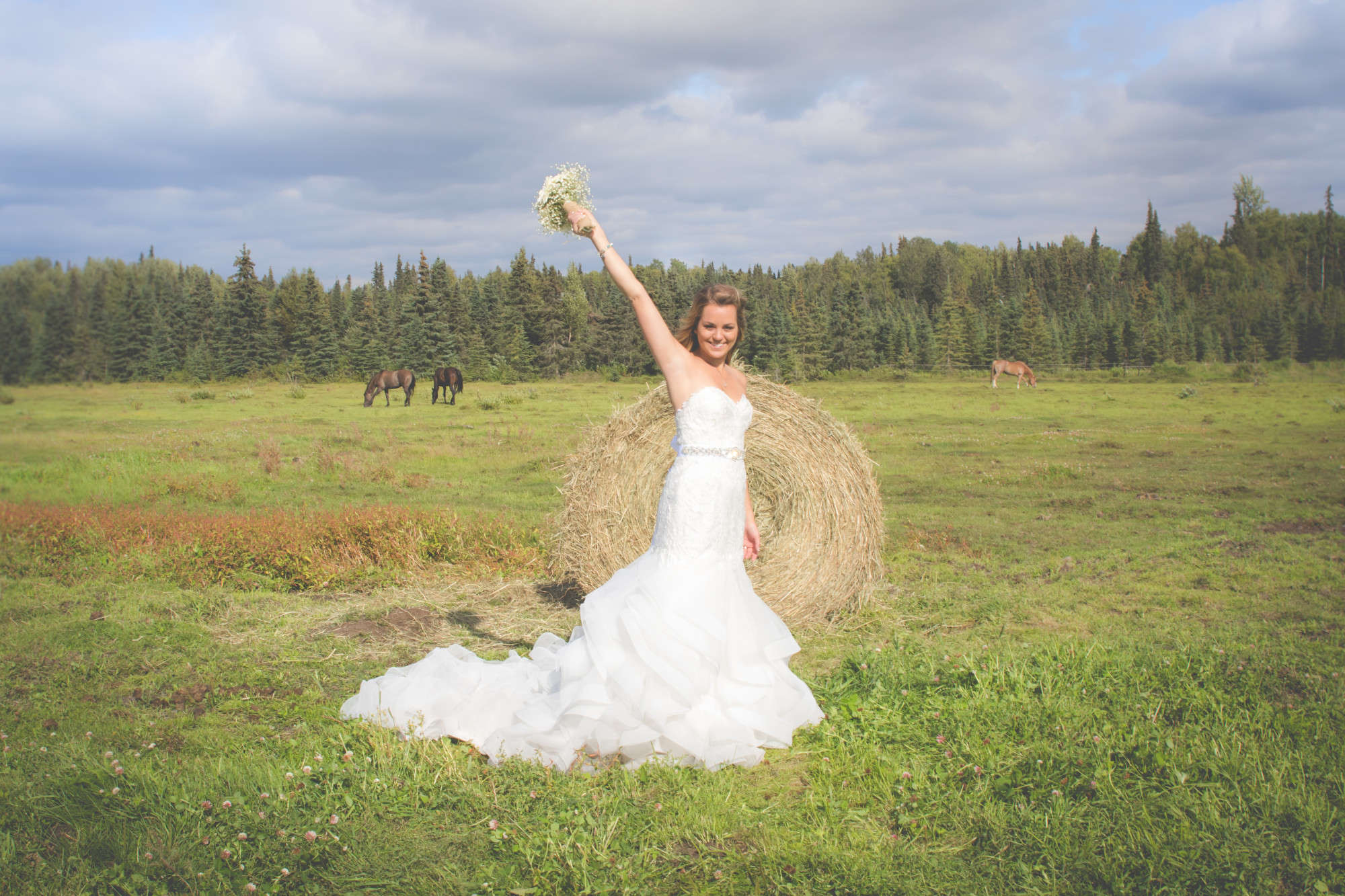 Alanna Allen Photography |  Alaska Wedding
