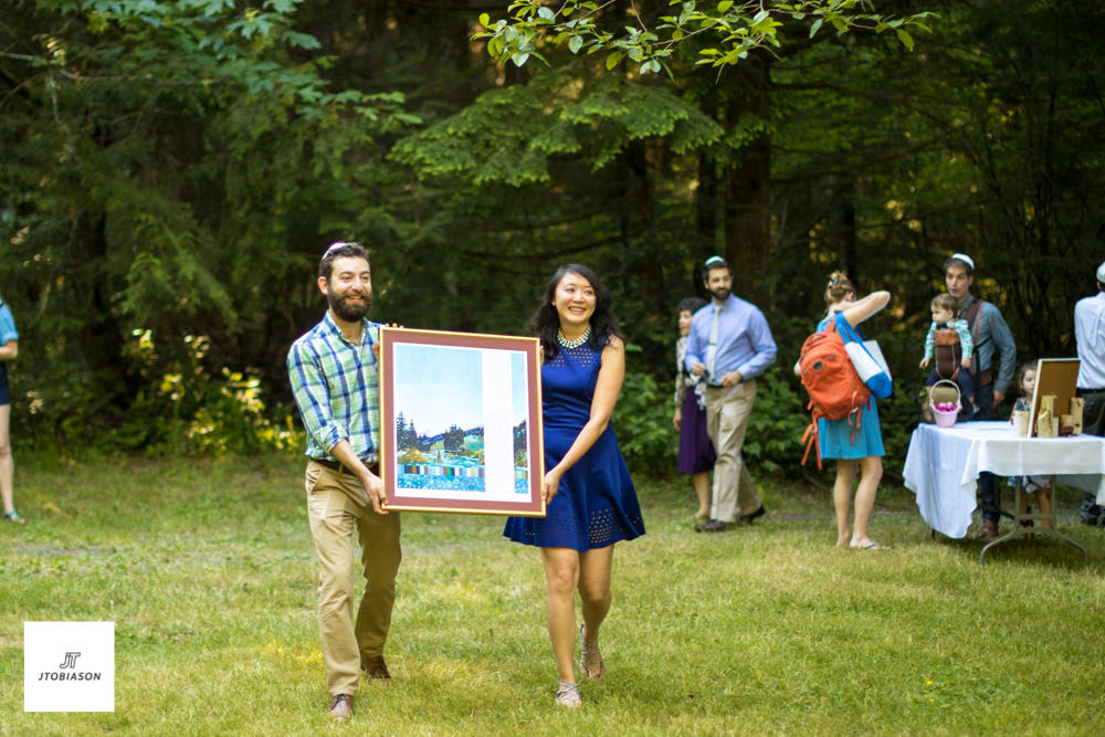 Jewish Summer Camp Wedding-22